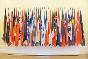 OCDE_drapeaux