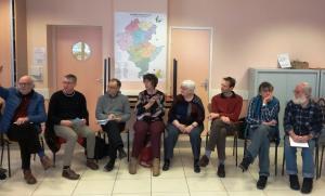 En février 2018, le diocèse a proposé aux familles et leurs accompagnants deux journées de relecture.
