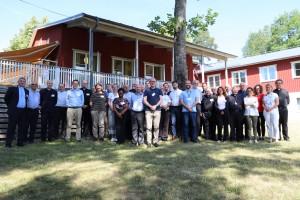 Rencontre des directeurs de la Pastorale des Migrants d'Europe avec la CCEE (Stockholm, 13-15 juillet 2018).