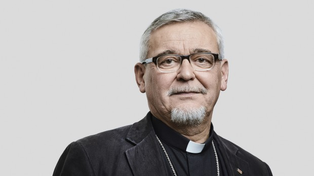 Mgr Georges COLOMB, évêque de La Rochelle et Saintes.