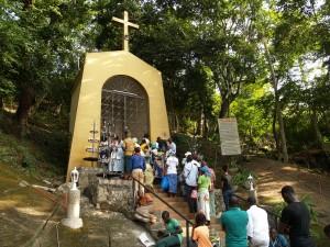 Sanctuaire de Notre-Dame de la Délivrance à Issia (Côte d'Ivoire)