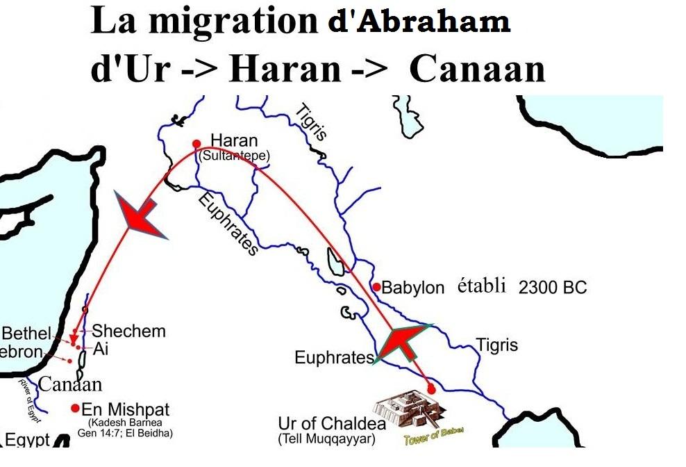Le chemin d'Abraham - © Bible Service