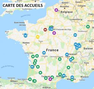 Fin 2018, 242 personnes avaient été accueillies en France grâce aux Couloirs humanitaires.
