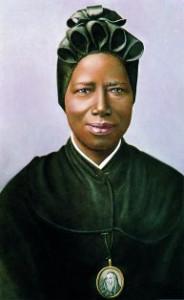 Sainte Joséphine Bakhita, fêtée le 8 février.