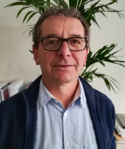 Laurent Giovannoni, responsable du département accueil et droits des étrangers au Secours catholique – Caritas France.