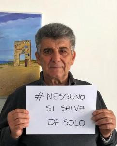 Natif de Lampedusa, l'Italien Pietro Bartolo est médecin et député européen.