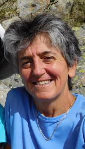 L'Italienne Silvia Massara est engagée auprès des migrants, près de la frontière franco-italienne.